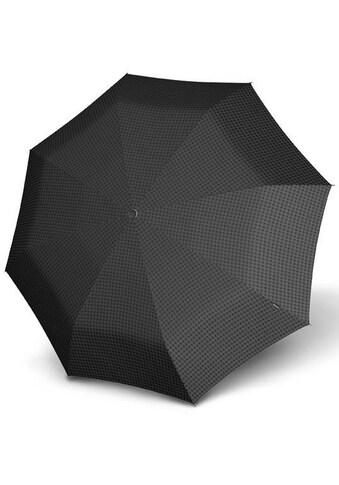 Knirps® Stockregenschirm »T.703 Stick Automatic, Mens Prints Grey« kaufen