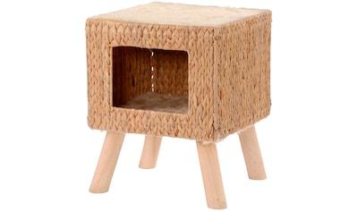 SILVIO DESIGN Hundehöhle und Katzenhöhle »Shani«, BxLxH: 38x38x45 cm kaufen