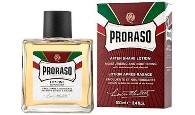 PRORASO After Shave Lotion »Red Nourish«, Sandelholz kaufen