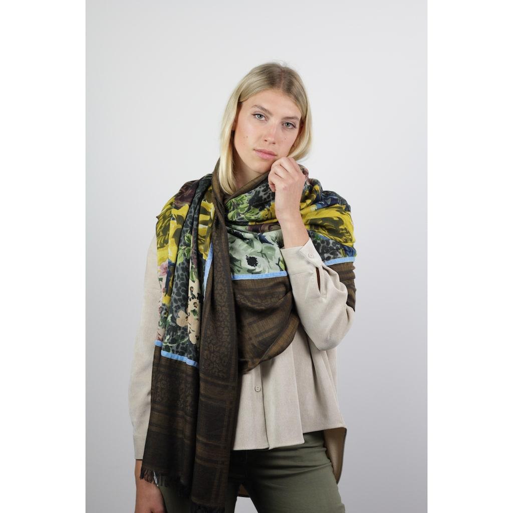 Codello Modeschal, aus Modal und Wolle