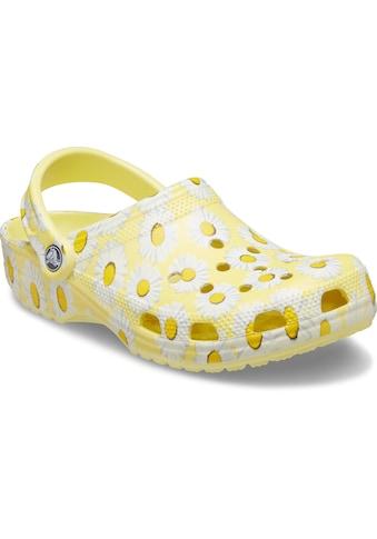 Crocs Clog »Classic Vacay«, mit modischem Druck kaufen