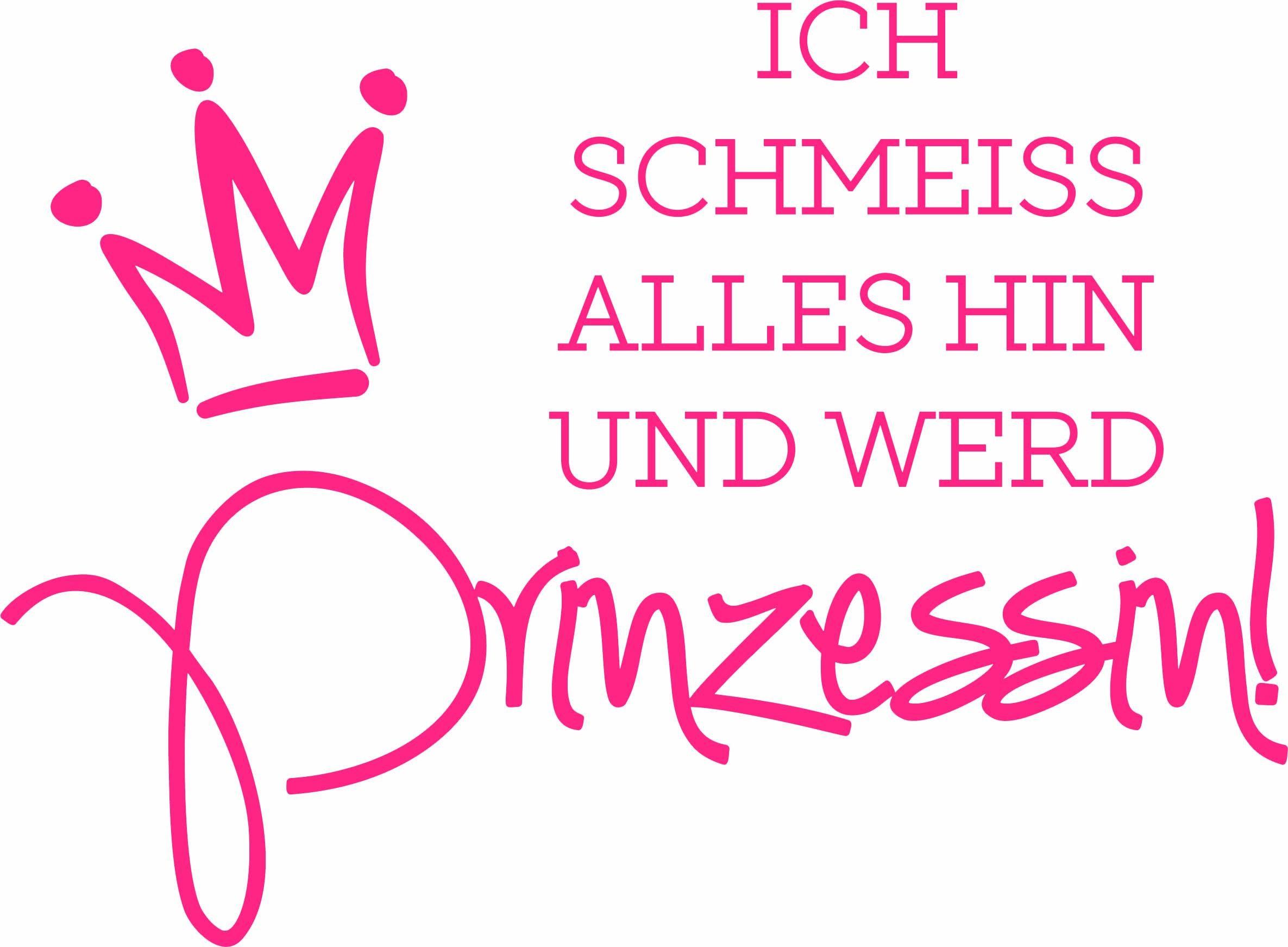Wandtattoo Wohnen/Accessoires & Leuchten/Wohnaccessoires/Wandtattoos und Wandsticker/Wandtattoos Sprüche