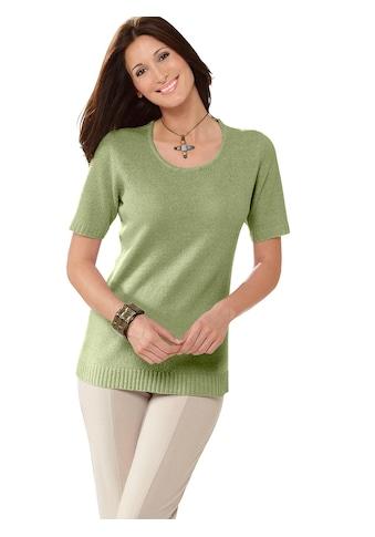 Classic Basics Pullover in soften Sommerfarben kaufen