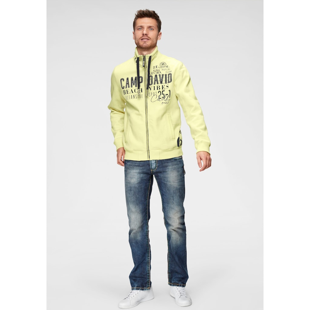 CAMP DAVID Straight-Jeans »NI:CO:R611«