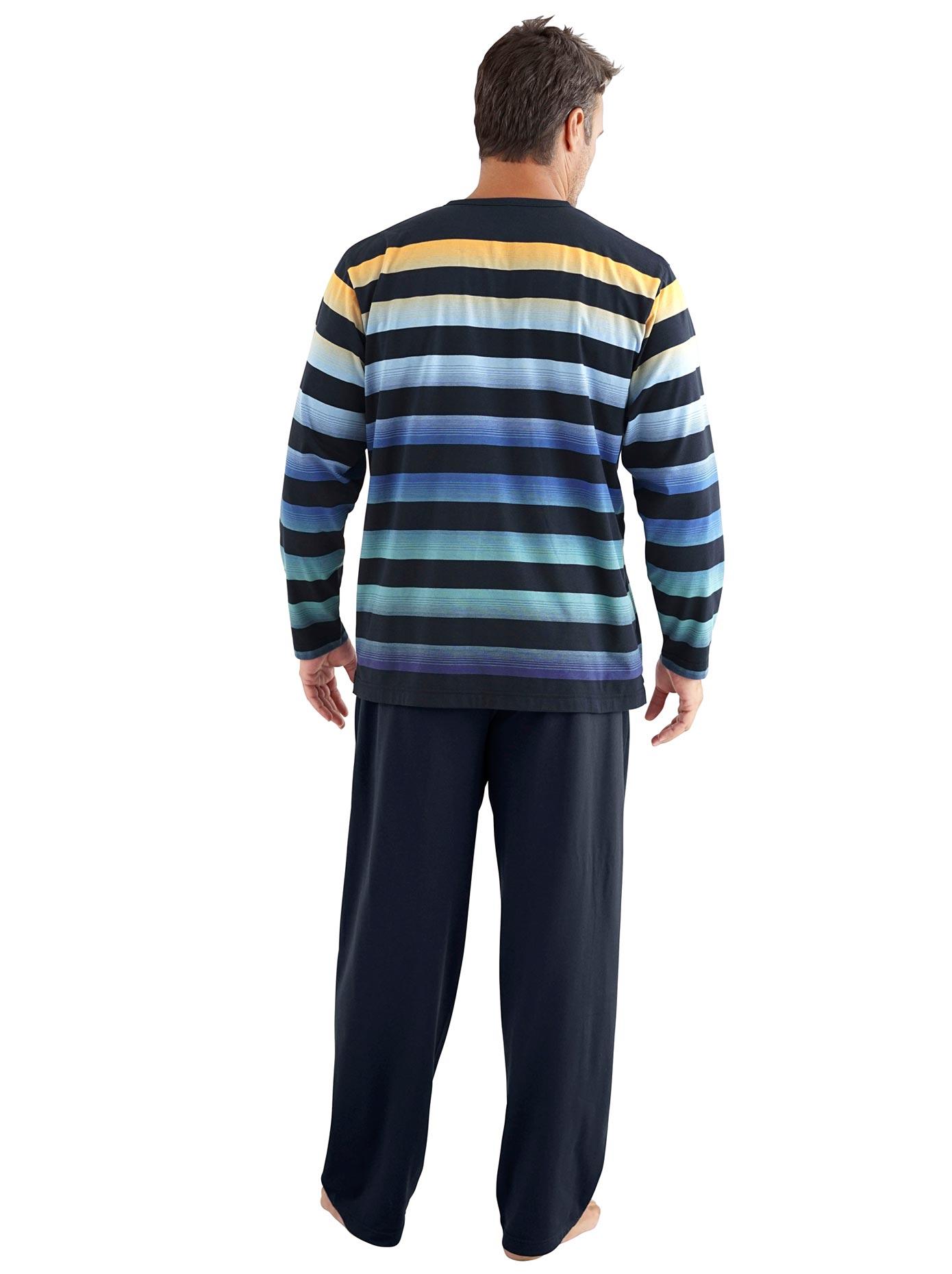 Hajo Schlafanzug | Bekleidung > Wäsche > Nachtwäsche | Bunt | Hajo