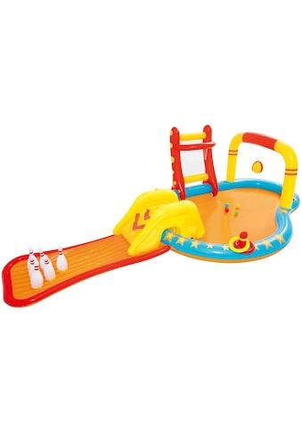 Bestway Planschbecken »Wasserspielcenter Kleiner Champion«, BxLxH: 213x435x117 cm kaufen