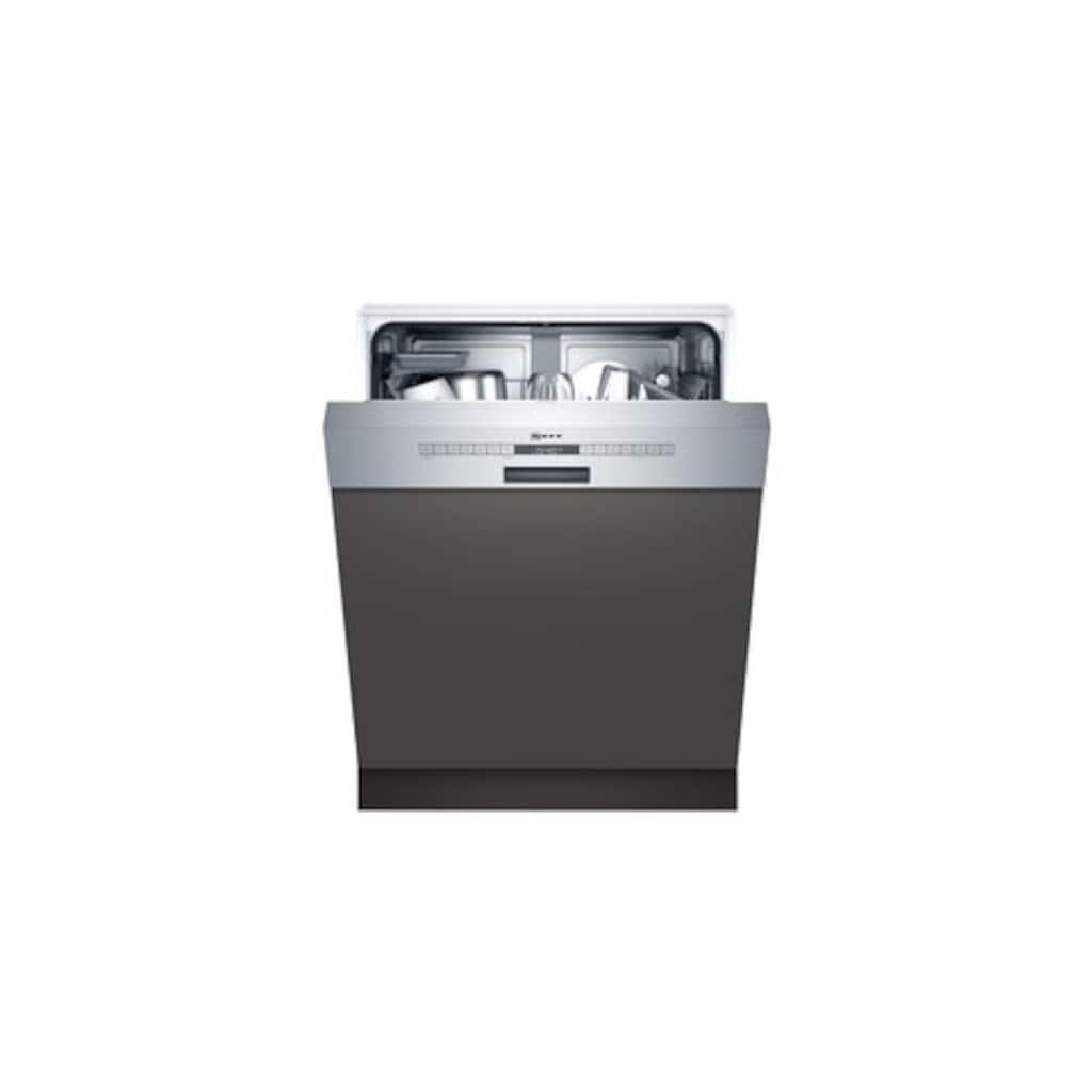 NEFF teilintegrierbarer Geschirrspüler »S145EAS05E«, S145EAS05E, 13 Maßgedecke