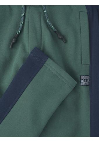 TOM TAILOR Chinohose »Jogginghose mit seitlichen Streifen« kaufen