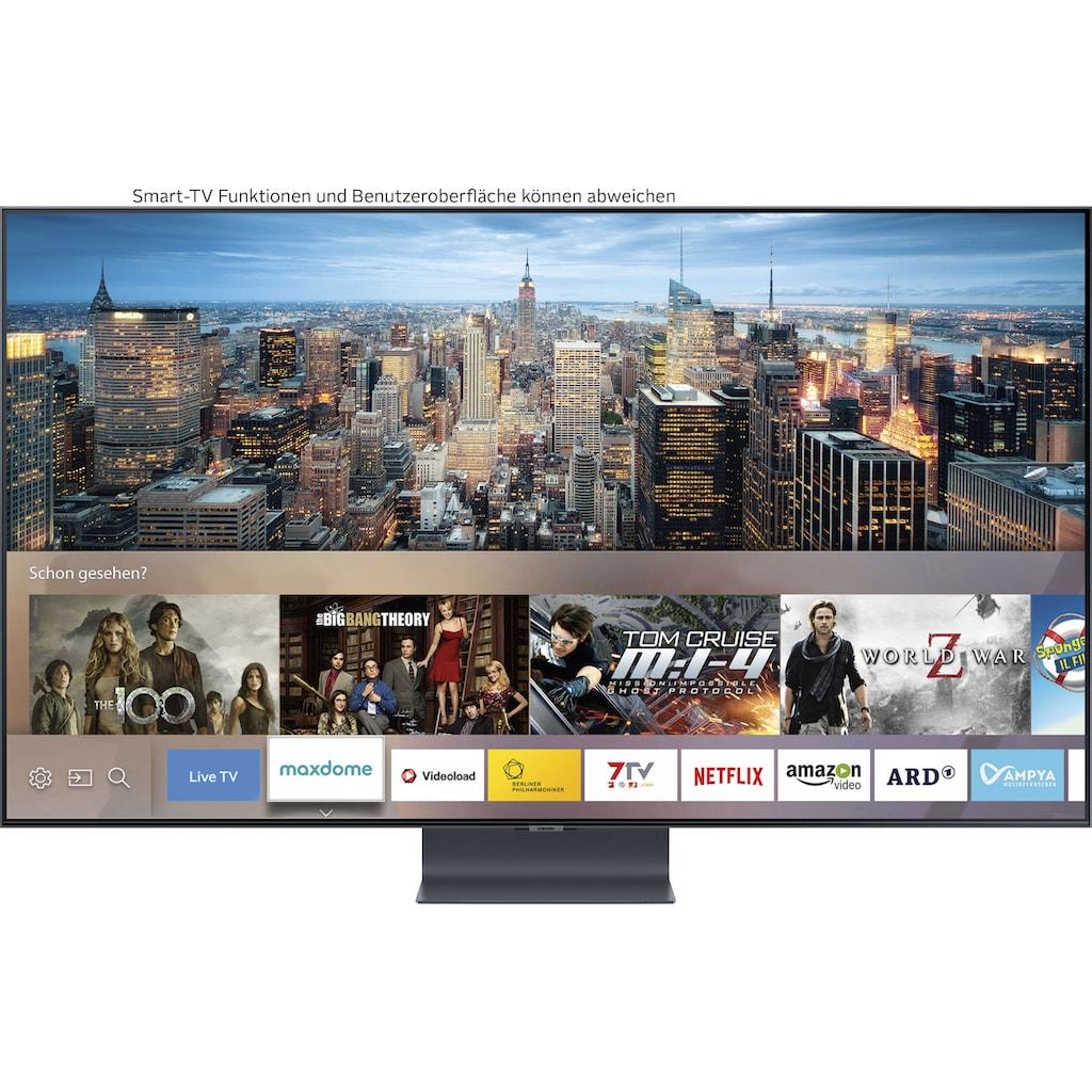 "Samsung QLED-Fernseher »GQ55Q95T«, 138 cm/55 "", 4K Ultra HD, Smart-TV"