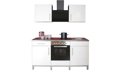 Menke Küchen Küchenzeile »Rack - Time II 180« kaufen