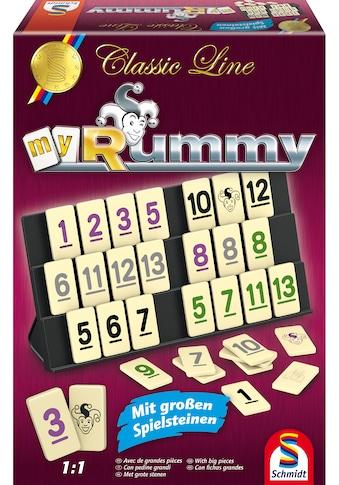 Schmidt Spiele Spiel »Classic Line, MyRummy®« kaufen