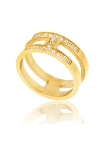 JULES & GENTS Fingerring »Harmony Gold« kaufen
