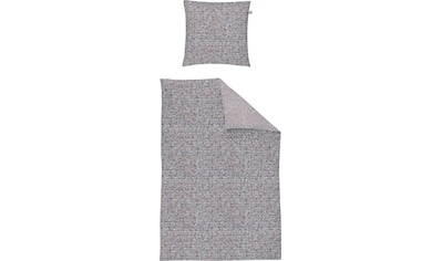 Irisette Bettwäsche »Carat-K 8898«, mit feinen Karos kaufen