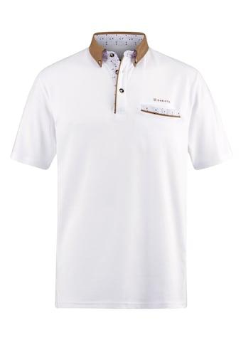 Babista Poloshirt, mit bedruckten Details & Paspelierungen kaufen