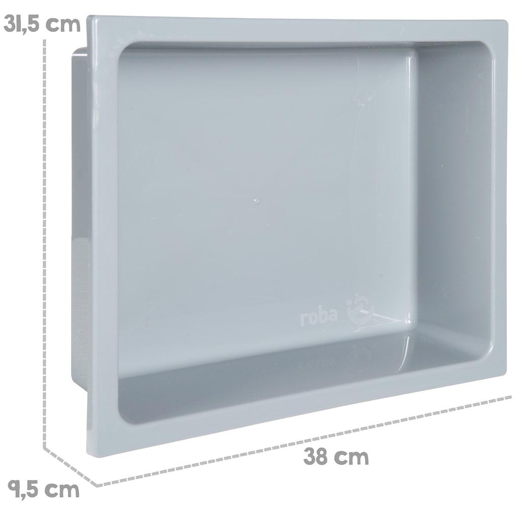 roba® Outdoor-Spielküche »Matschküche MIDI«, grau