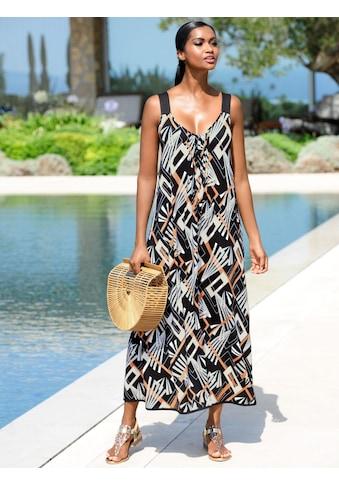Alba Moda Strandkleid im Grafikdruck kaufen