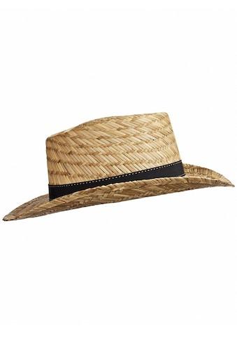 STÖHR Strohut mit Hutband kaufen