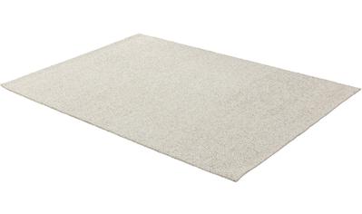 SCHÖNER WOHNEN-Kollektion Wollteppich »Fora«, rechteckig, 10 mm Höhe, reine Wolle, natürliche Wolle, Wohnzimmer kaufen