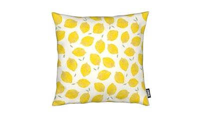 Dekokissen, »Lemon«, Juniqe kaufen
