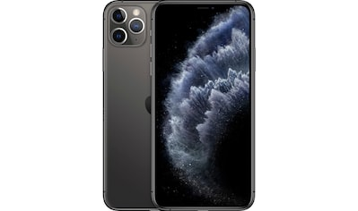 Apple iPhone 11 Pro Max Smartphone (16,5 cm / 6,5 Zoll, 256 GB, 12 MP Kamera) kaufen