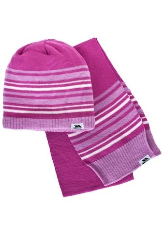 Trespass Strickhandschuhe »Kinder Hedgehog Winter Hut und Schal Set« kaufen