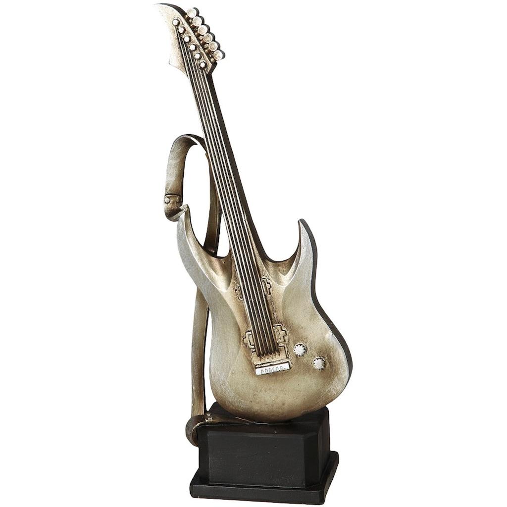 Ambiente Haus Dekofigur »Gitarre Figur S«