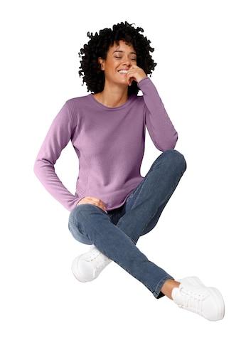 Creation L Kaschmir - Pullover mit Rollsaum kaufen