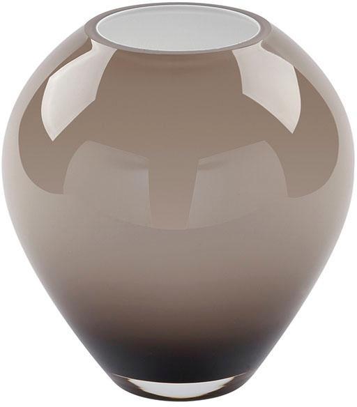 Vase LIVIA FINK schwarz