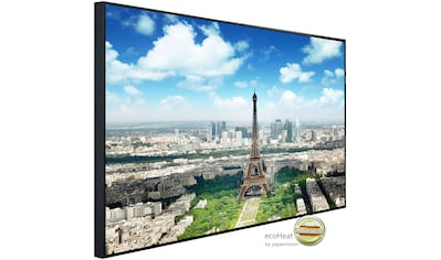 Papermoon Infrarotwandheizung »Eiffelturm«, sehr angenehme Strahlungswärme kaufen