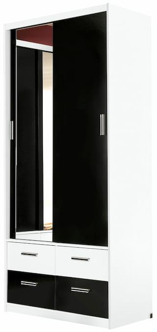 kleiderschrank auf rechnung bestellen baur. Black Bedroom Furniture Sets. Home Design Ideas
