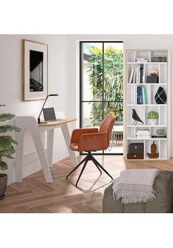 TemaHome Schreibtisch »Fiore«, mit einer praktischen Kabeldurchführung, Breite 91 cm kaufen