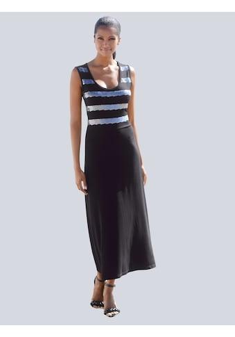 Alba Moda Kleid mit Pailletten kaufen