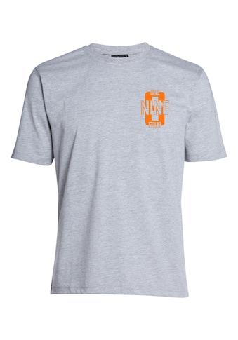 AHORN SPORTSWEAR T-Shirt mit klassischem Rundhalsausschnitt kaufen