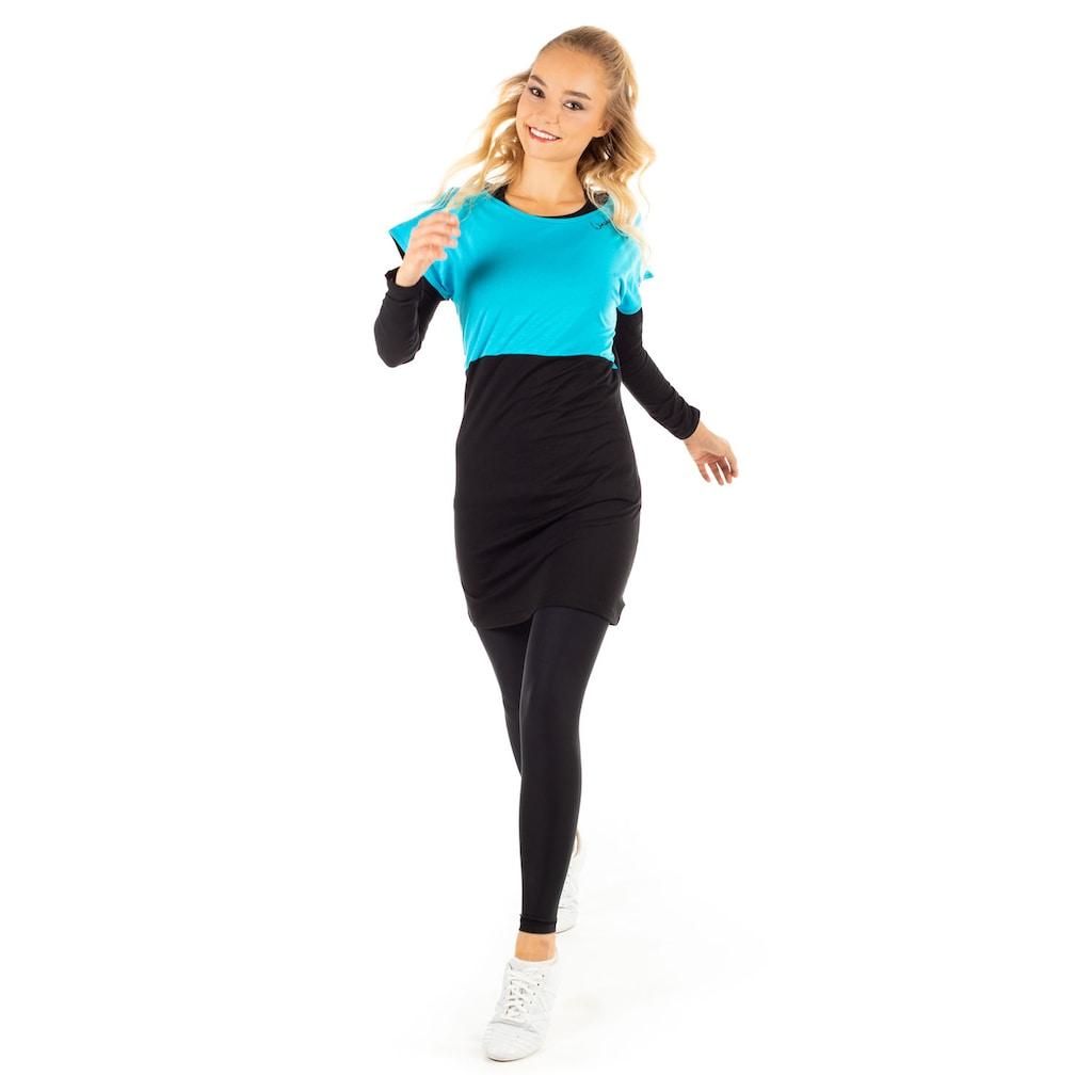 Winshape A-Linien-Kleid »A-Linien-Minikleid MCK001«, Ultra leicht