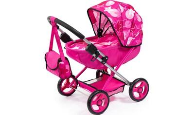 Bayer Puppenwagen »Cosy, pink/Sterne« kaufen