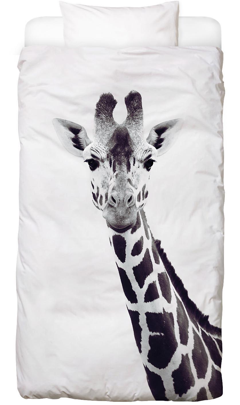Bettwäsche Giraffe Juniqe