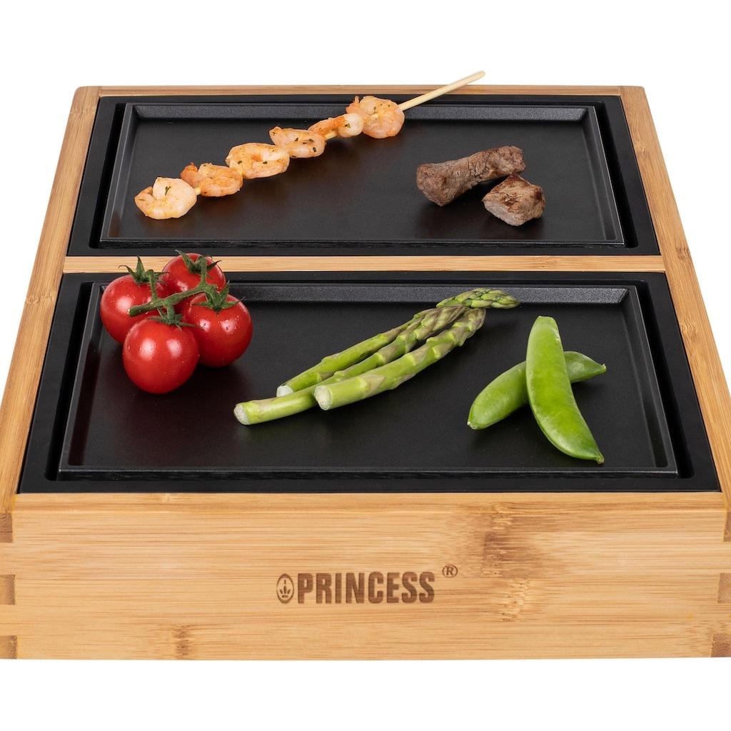 PRINCESS Teppanyakigrill »Dinner4Two Pure 104020«