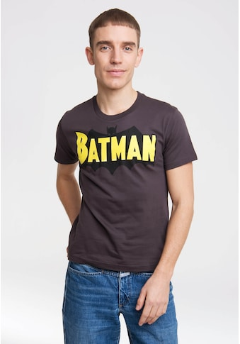 LOGOSHIRT T-Shirt »BATMAN - WINGS«, mit coolem Superhelden-Logo kaufen