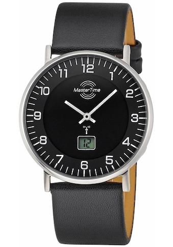 MASTER TIME Funkuhr »MTGS - 10560 - 22L« kaufen