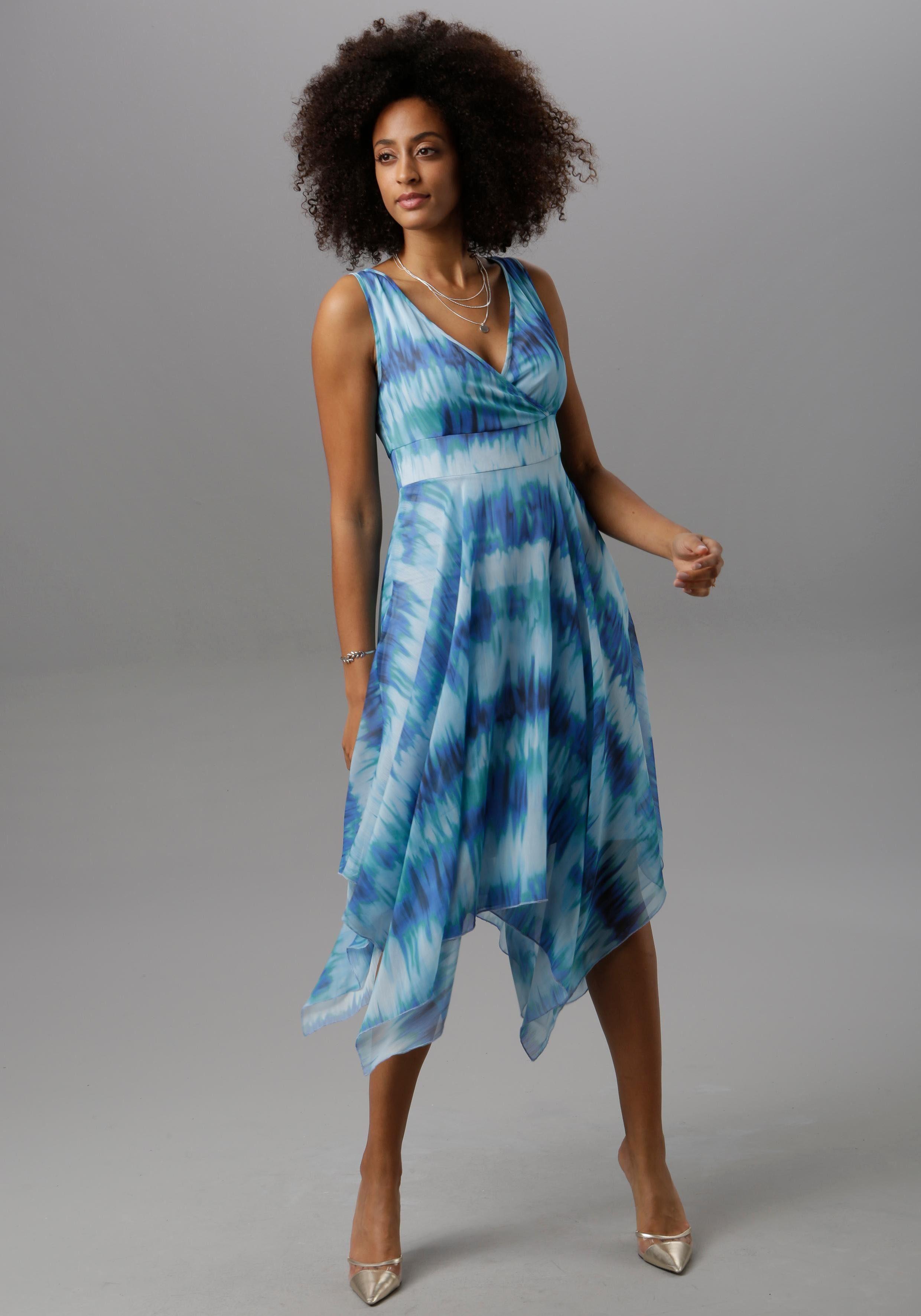 Aniston SELECTED Sommerkleid Damenmode/Bekleidung/Kleider/Shirtkleider