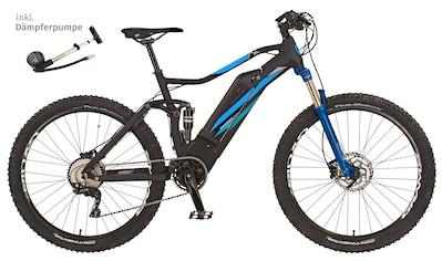 Prophete E - Bike »GRAVELER E - MTB«, 10 Gang SHIMANO Deore XT Schaltwerk, Kettenschaltung, Mittelmotor 250 W (Set) kaufen