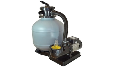KWAD Sandfilteranlage »SH 6«, Pumpenleistung ca. 6 m³/h kaufen