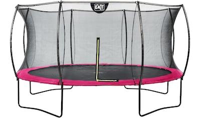 EXIT Trampolin »Silhouette«, Ø: 427 cm, mit Sicherheitsnetz kaufen