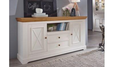Premium collection by Home affaire Sideboard »Marissa«, Landhaus Design pur kaufen