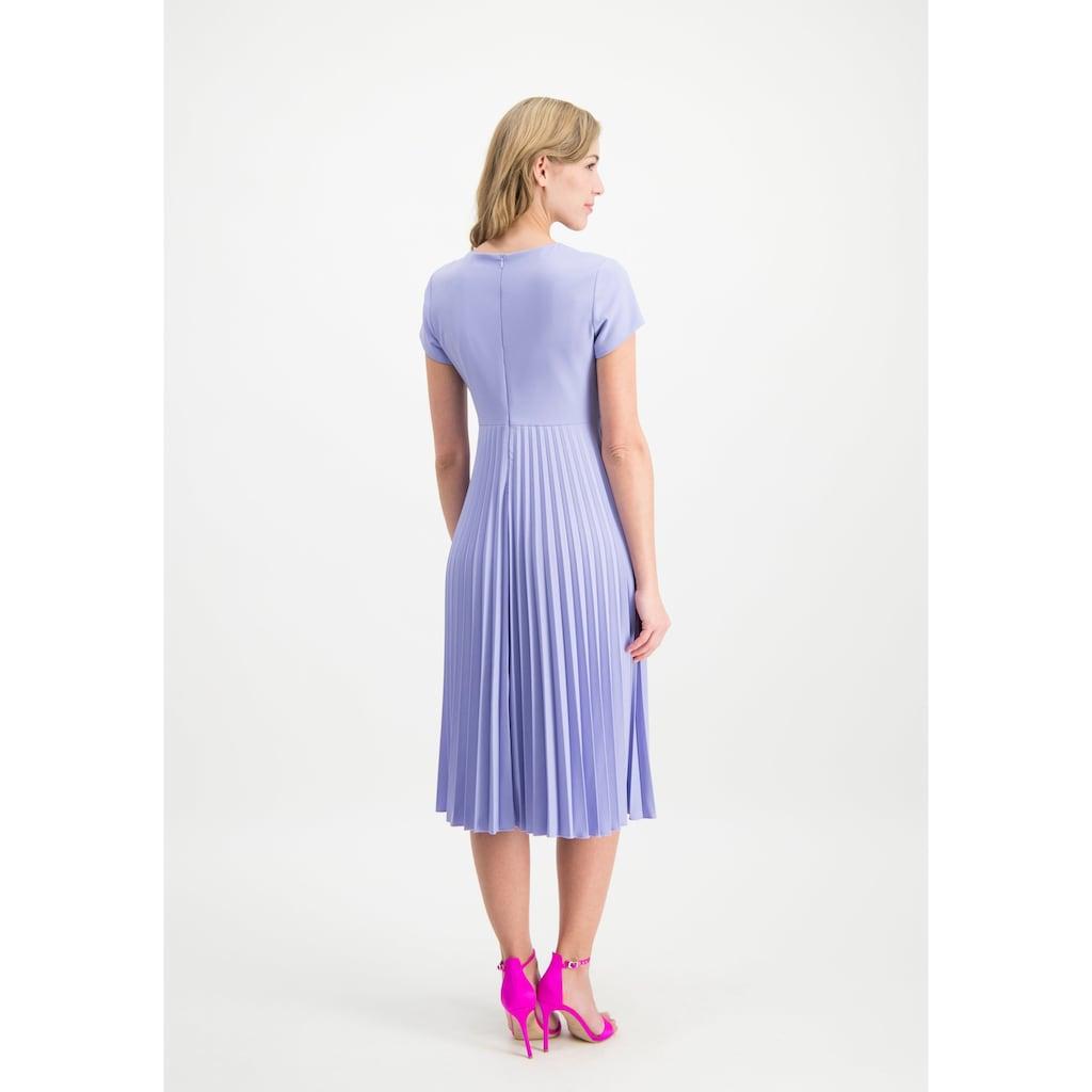 Nicowa Midi-Kleid ADIANA mit Plisseerock