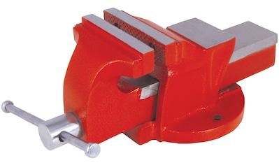 Connex Schraubstock, 80 mm, feststehend kaufen