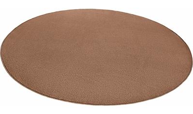 Teppich, »Fancy«, HANSE Home, rund, Höhe 7 mm, maschinell getuftet kaufen