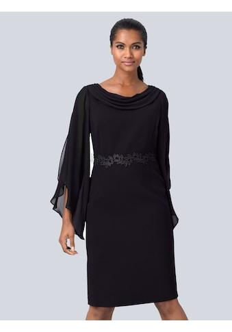Alba Moda Kleid mit Chiffon-Ärmeln kaufen