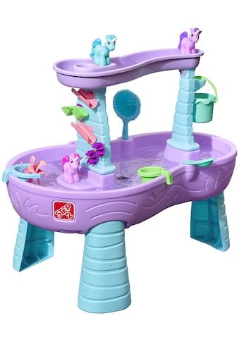 STEP2 Sand -  und Wasserspieltisch »Unicorns«, BxLxH: 61x99x81 cm kaufen
