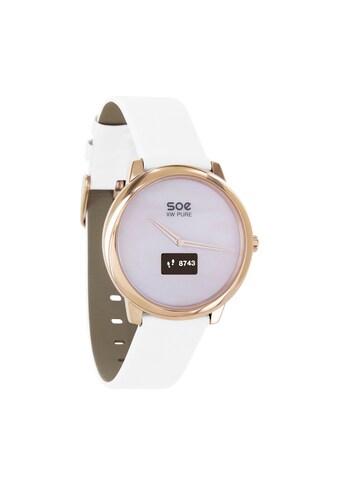X-Watch Smartwatch »SOE XW PURE LIGHT«, ( Hybrid, mit analoger Zeitanzeige und... kaufen